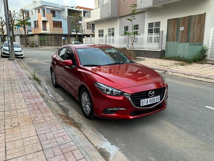 Chưa đầy 1 tuần, Mazda3 lục quý 6 được bán lại giá 2,6 tỷ