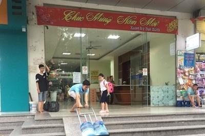 Hà Nội khuyến cáo dân không uống, nấu ăn bằng nước sông Đà