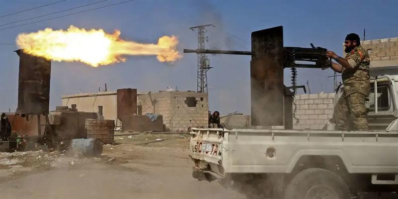 Thổ Nhĩ Kỳ,Syria,người Kurd,Mỹ,chiến dịch quân sự,nội chiến