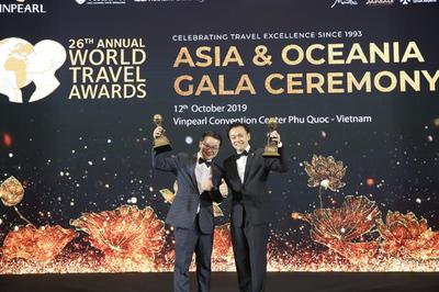 BIM Land nhận giải Căn hộ dịch vụ tốt nhất Việt Nam 2019