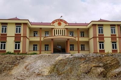 Trụ sở gần 6 tỷ ở Thanh Hóa bàn giao gần 1 năm vẫn bỏ hoang
