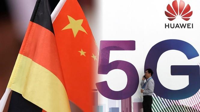 Đức 'để cửa' cho Huawei phát triển mạng 5G
