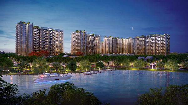 Sống xanh phong cách Singapore giữa lòng TP.HCM
