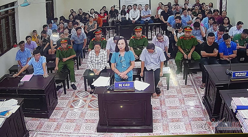 Tiêu cực điểm thi Hà Giang: 'Thầy Sử nhắc có con Bí thư Vinh thi'