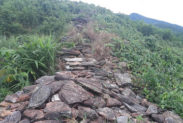 Ha Tinh: Ancient wall to undergo renovation project