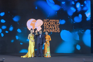 Sun World Fansipan Legend named 'Vietnam's Leading Tourist Attraction 2019'