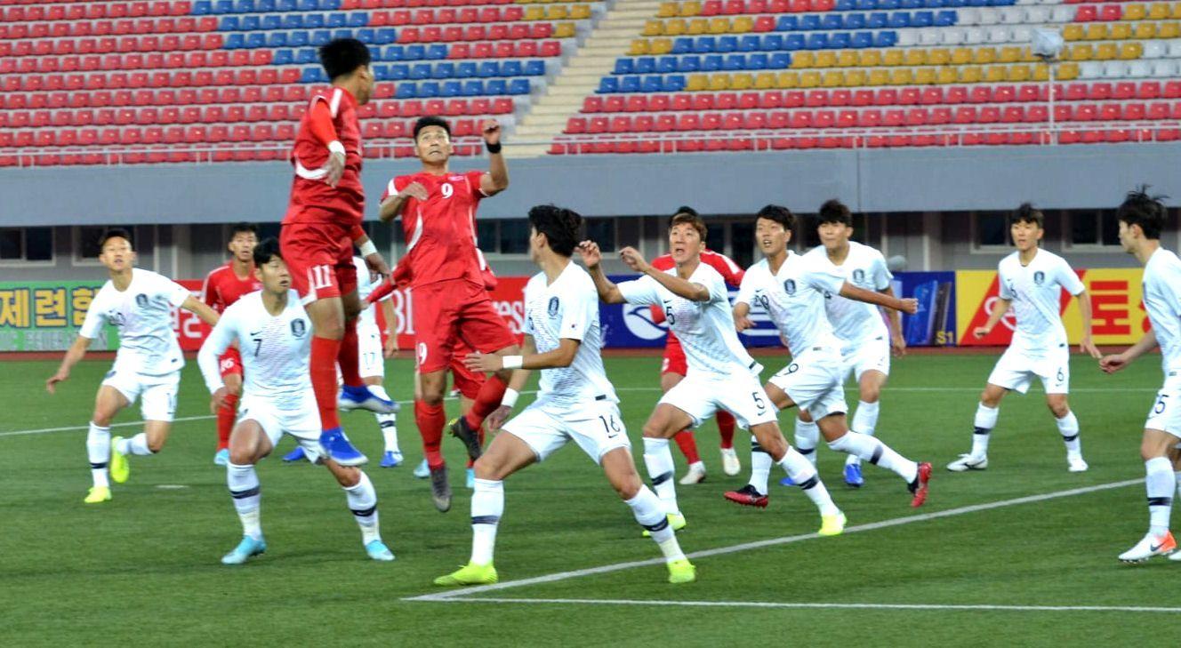 Triều Tiên vs Hàn Quốc,Son Heung Min,Hàn Quốc,Triều Tiên