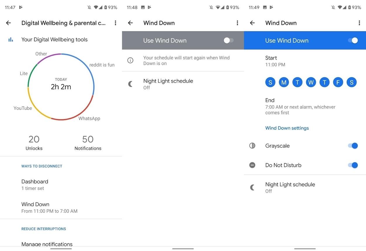 Cách kích hoạt chế độ 'nghỉ ngơi' trên Android để có giấc ngủ ngon