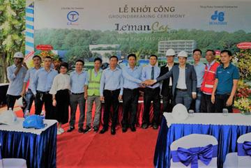 Khởi công mở rộng khu nghỉ dưỡng Leman Cap Resort & Spa Vũng Tàu