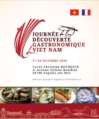 Đưa ẩm thực Việt Nam đến thành phố du lịch nổi tiếng nước Pháp