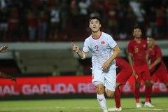 """Video Duy Mạnh """"xé lưới"""" Indonesia, mở tỷ số cho tuyển Việt Nam"""