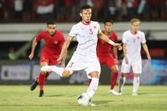 Link xem Việt Nam vs Indonesia, 18h30 ngày 15/10