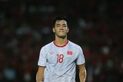 Video Tiến Linh nâng tỷ số lên 3-0 cho tuyển Việt Nam
