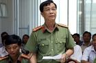 Giáng chức nguyên Phó Giám đốc Công an tỉnh Đồng Nai Lý Quang Dũng