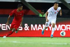 Việt Nam đại thắng Indonesia: Hùng Dũng, Trọng Hoàng quá xuất sắc