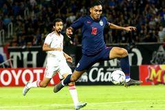 Video bàn thắng Thái Lan 2-1 UAE