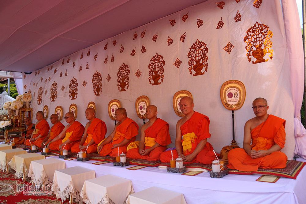 53 nhà sư hành hương qua 5 quốc gia kêu gọi sống vì hoà bình, tôn trọng lẫn nhau