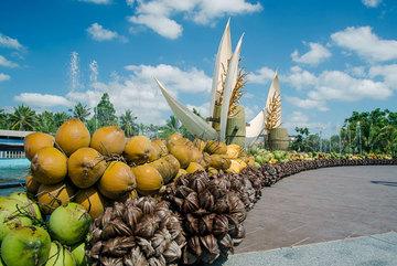 Tháng 11 ghé thăm Bến Tre hoà mình vào Lễ hội dừa 2019