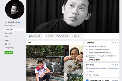 """Ai vượt mặt Hoài Linh, trở thành sao Việt """"hot"""" nhất mạng xã hội?"""