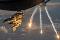 Mỹ điều loạt chiến cơ uy hiếp nhóm quân được Thổ hậu thuẫn ở Syria