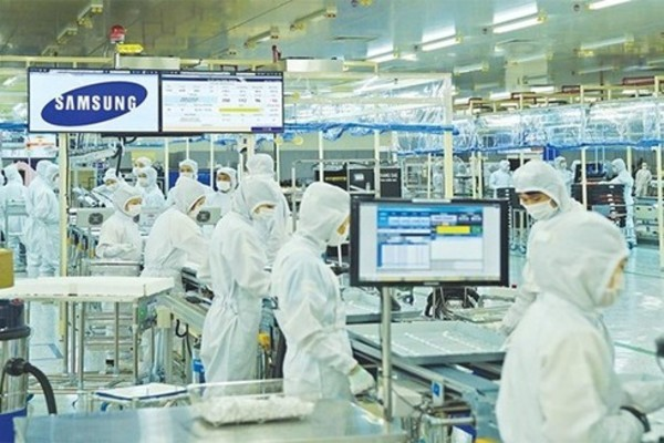 Samsung no longer driving force for Vietnam's economy