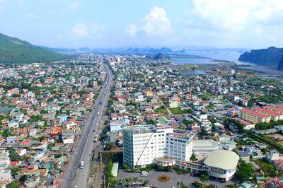 Cẩm Phả nhắm đích thành phố công nghiệp - dịch vụ bền vững