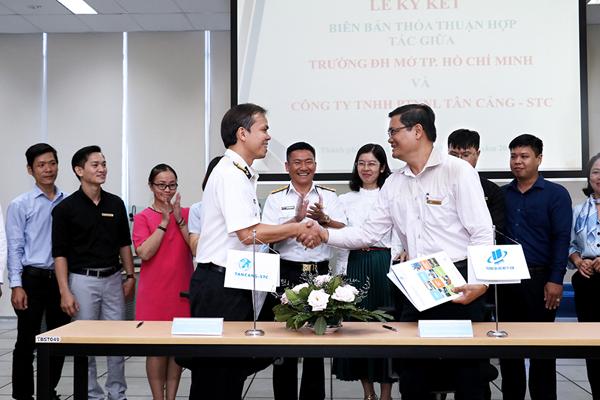 Đại học Mở TP.HCM đào tạo trực tuyến nhân lực cho doanh nghiệp