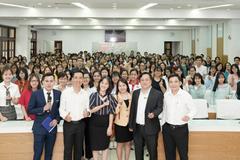 Sinh viên Việt làm quen với triết lý sống hạnh phúc của người Nhật