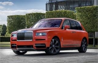Triệu hồi Rolls-Royce Phantom, Cullinan do lỗi camera lùi