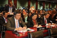 Vietnamese NA Vice Chairwoman meets IPU leader, Cuban counterpart