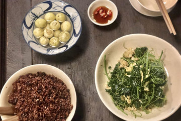 Home-style restaurant offers authentic taste of Hanoi