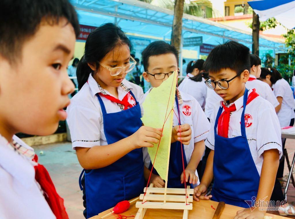 đổi mới giáo dục,STEM