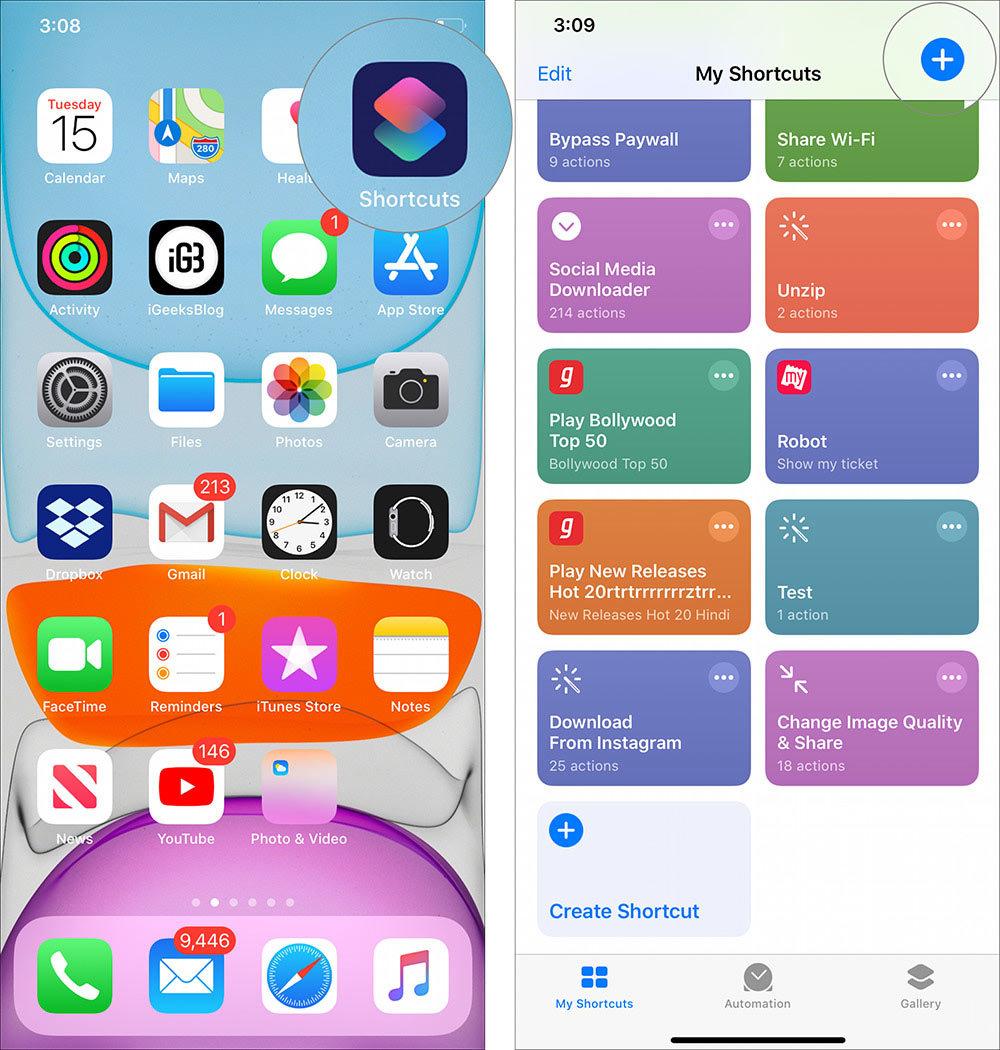 Cách xem kích cỡ định dạng file bất kỳ trên iOS 13 và iPadOS