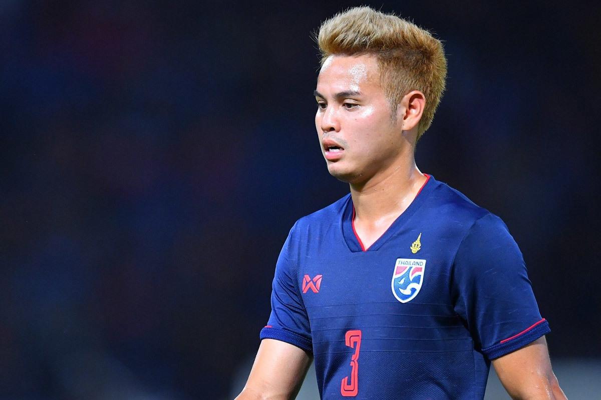 Sao Thái Lan 'tẩy thẻ' để đấu tuyển Việt Nam