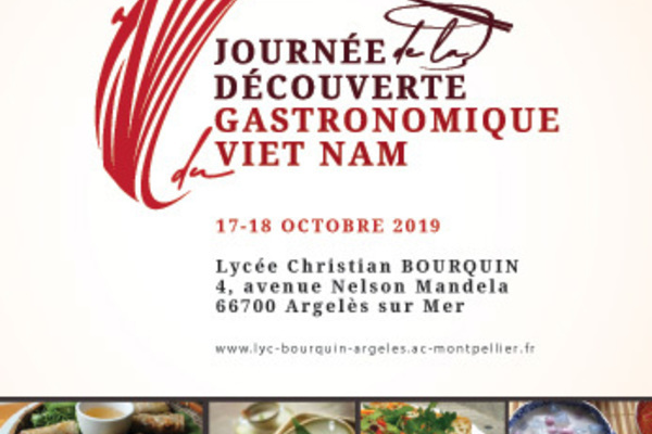 Vietnamese cuisine to be introduced in France