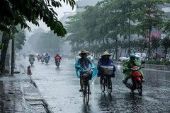 Low rainfall worsened air quality in Hanoi