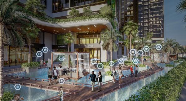 Sunshine City Sài Gòn - trải nghiệm 'thông minh' nhờ hệ sinh thái Smart Living