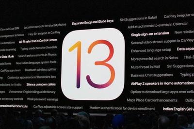 Bị than tiếp tục dính hàng loạt lỗi, Apple lại phát hành bản vá iOS 13