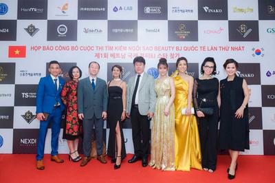 Cuộc thi 'Tìm kiếm Ngôi sao Beauty BJ quốc tế' lần đầu tiên ở Việt Nam