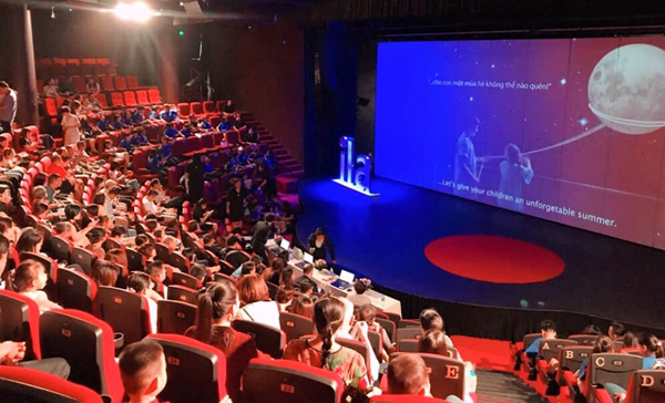 ILA Speak Up - sân chơi thể hiện bản lĩnh 'công dân toàn cầu'