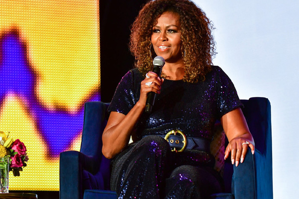 Michelle Obama, Bush's daughter to visit Vietnam