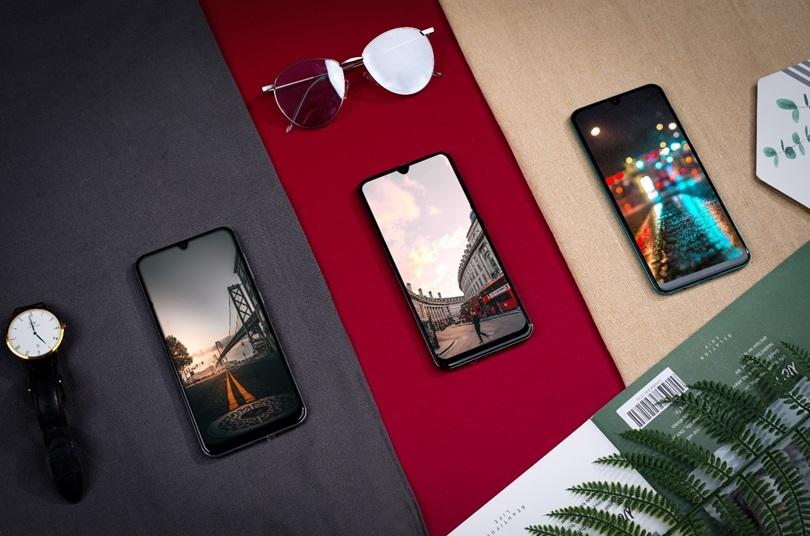 smartphone tầm trung,smartphone,7 triệu,Galaxy A50s,A50s