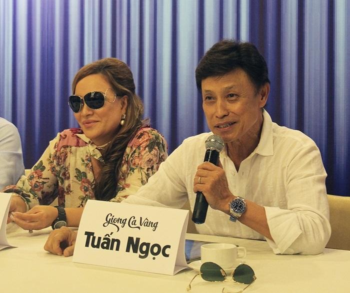 Diva Thanh Hà từng từ chối hát kết show khi có Elvis Phương