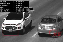 Chủ ô tô tá hỏa vì ngồi nhà Hà Nội vẫn bị bắn tốc độ ở Hà Tĩnh