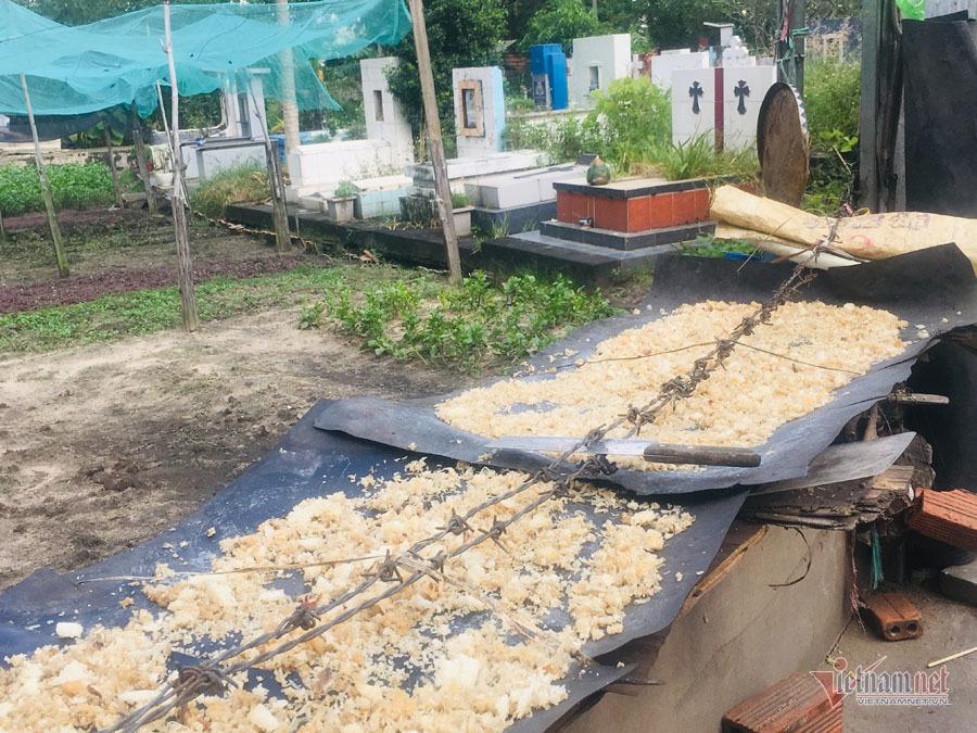 Chuyện lạ ở khu đất vàng triệu đô Sài Gòn, dân khốn khổ vì mùi tử thi