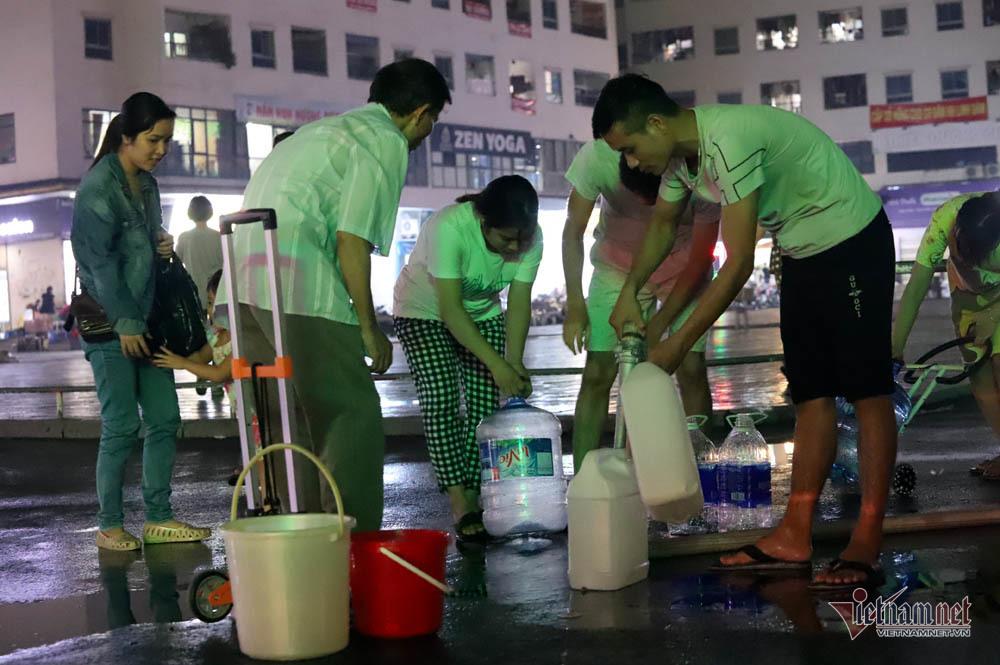ô nhiễm nguồn nước,nước sạch Hà Nội,Hà Nội
