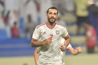 """UAE mất """"sát thủ"""" số 1 trước trận gặp tuyển Việt Nam ở Mỹ Đình"""