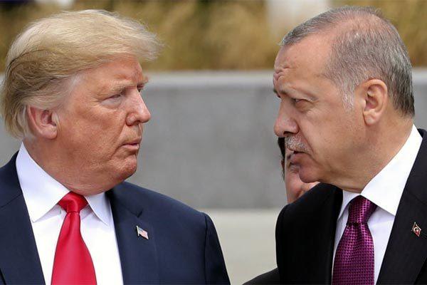 Ông Trump đe dọa Tổng thống Thổ, cảnh báo hậu quả thảm khốc