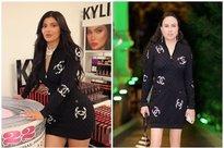 Phượng Chanel 'đụng hàng' tỷ phú Kylie Jenner: Một chiếc váy hai số phận nghiệt ngã