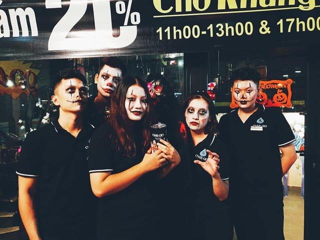 Thu nhập khủng mùa Halloween, sinh viên mỹ thuật thi nhau 'tạo quỷ'